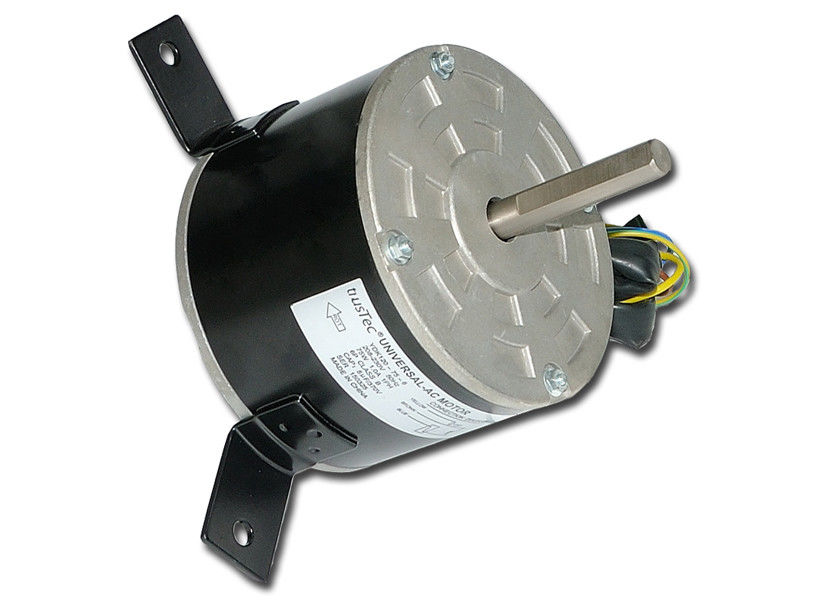 90 Watt Small Indoor Blower Fan Motor HVAC With Double Shaft